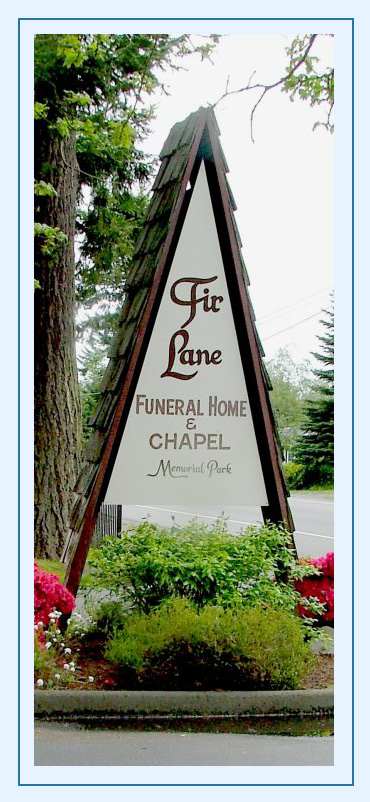 Fir Lane Memorial Park, Funeral Home, Chapel and Crematorium